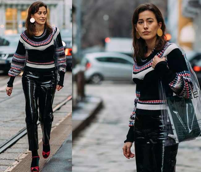 Модные женские свитеры на весну 2018: выглядим со вкусом