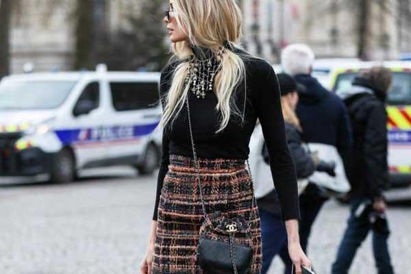 Самая универсальная и модная юбка на весну-лето 2018