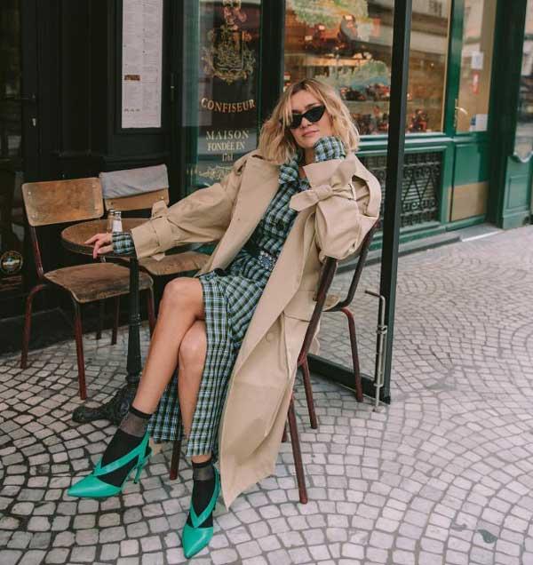 В стиле настоящих парижанок: 7 нужных базовых вещей - яркие лодочки