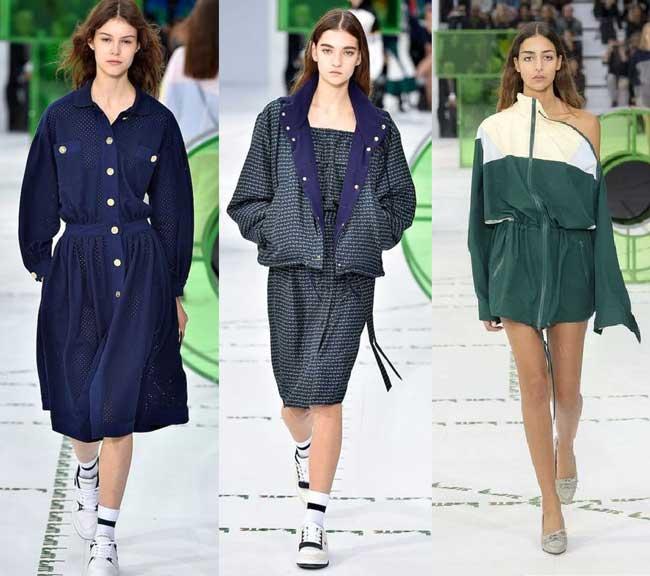 Модные платья на каждый день весна
