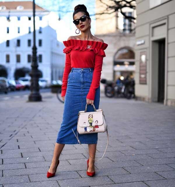 Чем старше дама, тем длиннее юбка - устарело