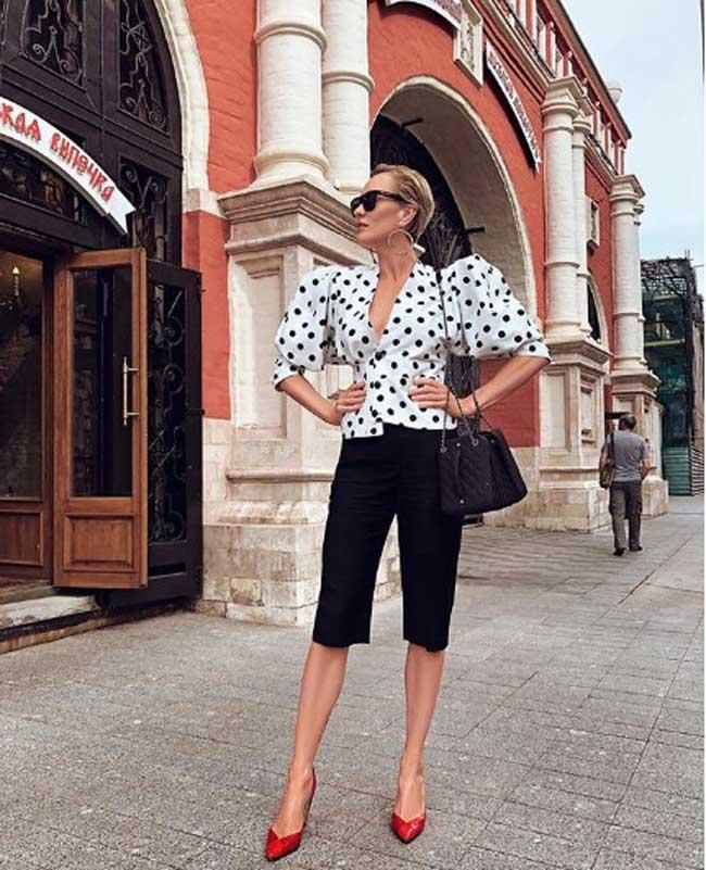 Альтернатива мини-юбке: бермуды, длинные шорты для стильных женщин