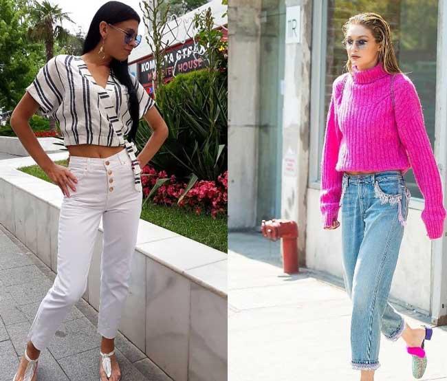 Самые модные джинсовые стили как создать лук