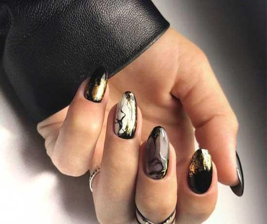 Эффект - Гранит на ногтях