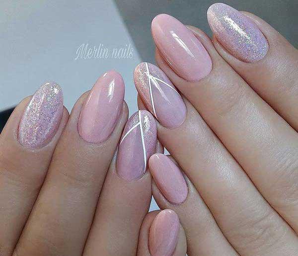 Красивые ногти - идеи манкикюра