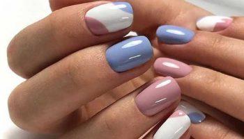 Модные ногти мягкий квадрат 2018: очаровательные идеи маникюра