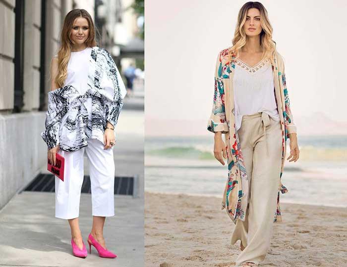 Модные пляжные платья-2018
