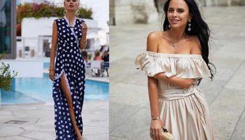Модные платья-2018 для отдыха на море: самые комфортные