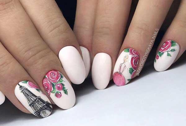 Белый+цветы