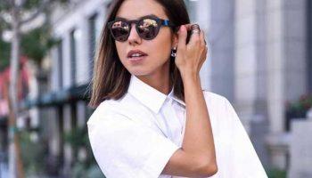Носите белый цвет этим летом: стильные образы и решения