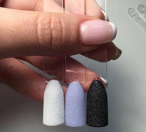 Сахарные ногти
