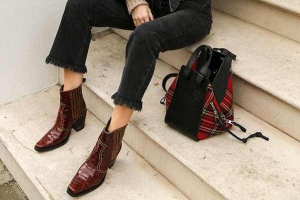 Самая модная обувь осени