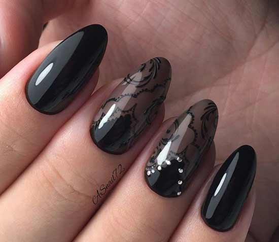 Темно-коричневый + черный цвет