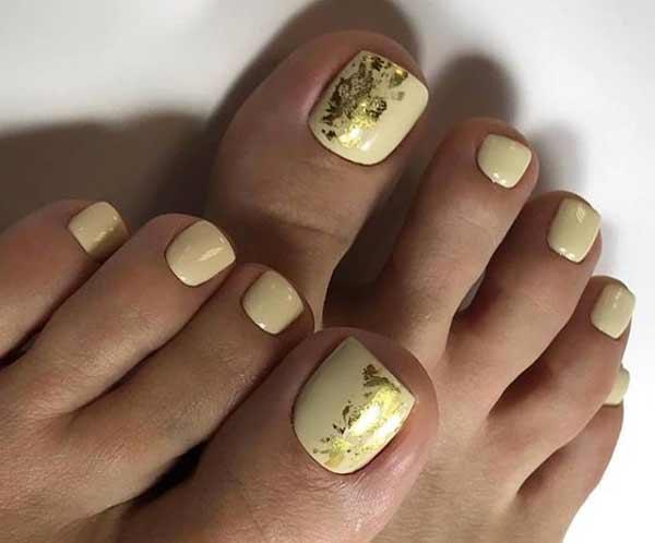 Педикюр - правильная обрезка ногтей