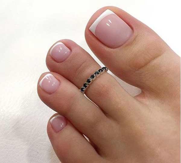 Правильная стрижка ногтей на ногах