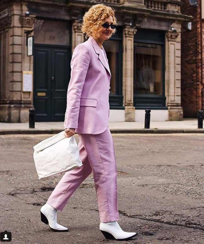 Блогер за 45 как одеваться модно и красиво