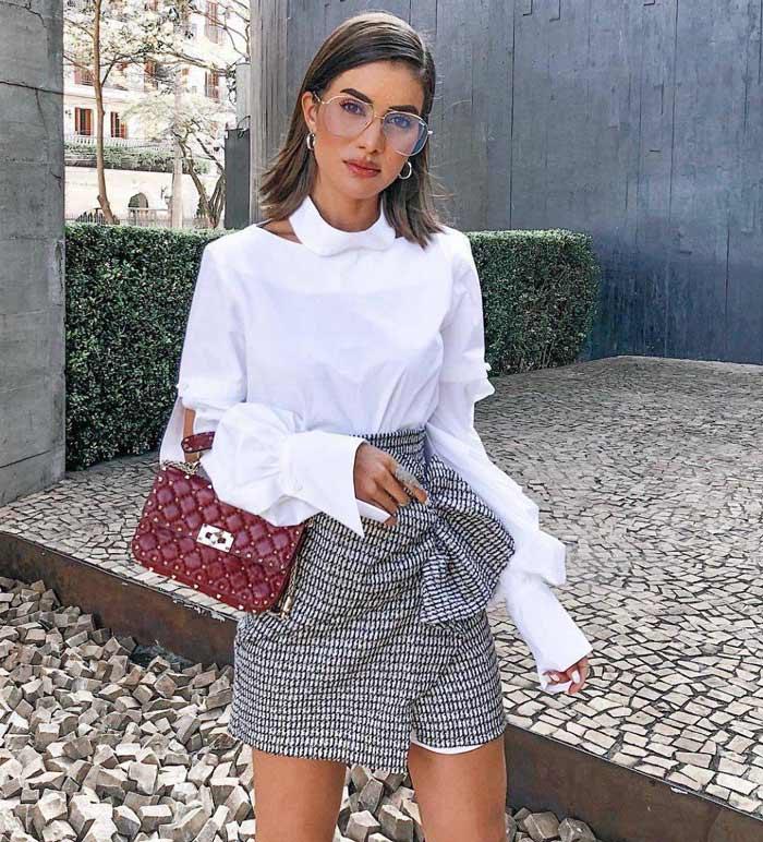 9ae089259066 Красивые юбки осень-зима 2018-2019: самые модные модели