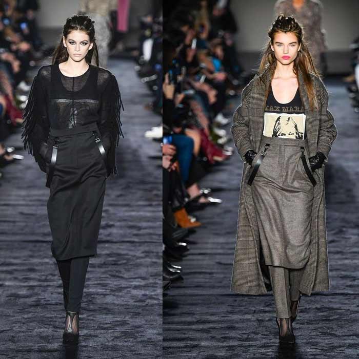 Комплекты юбка+брюки