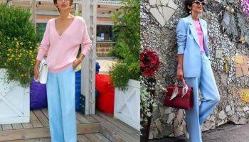 Тренд сезона— широкие брюки: одеваемся так, чтобы подруги завидовали