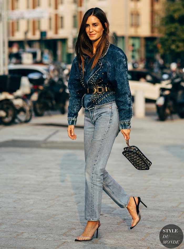 Модные джинсы 2018-2019