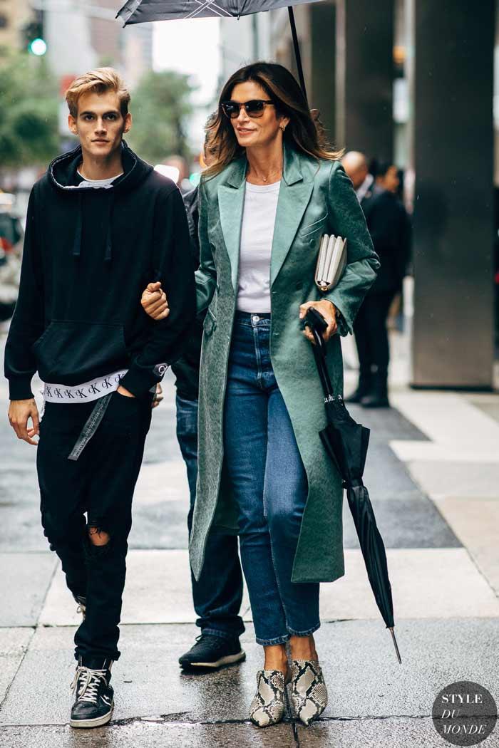 Укороченные джинсы 2018-2019