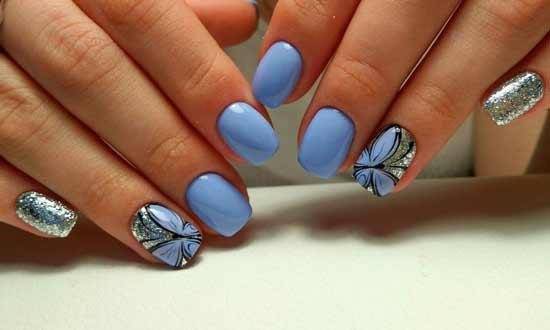 Идеи осеннего дизайна ногтей