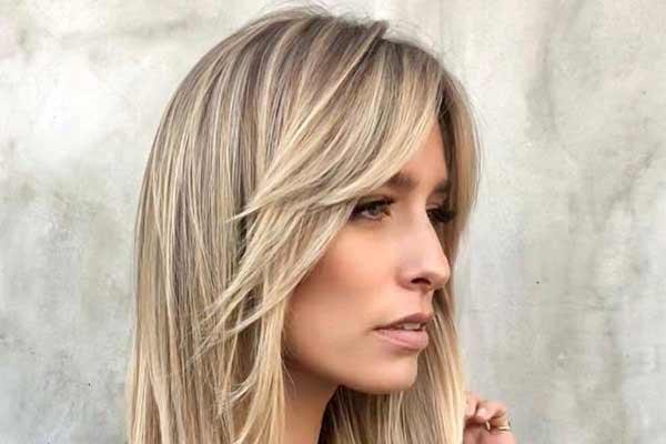 Красивые оттенки для блондинок, фото