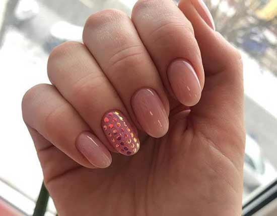 Как подчеркнуть красоту овальных ногтей