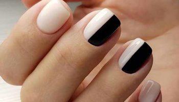 Как сделать изящные ногти дома: простые идеи маникюра