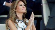 Мелания Трамп: безупречный стиль первой леди США
