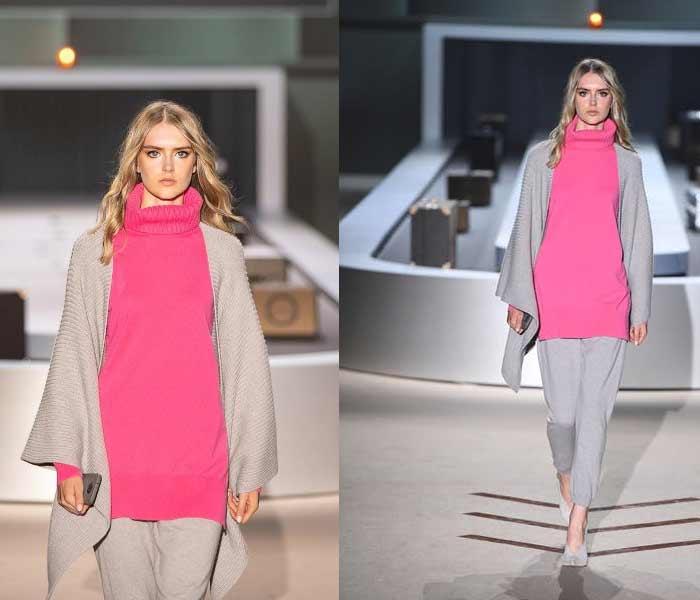 Модный свитер осени 2018-2019: на примере коллекции Falconeri фото