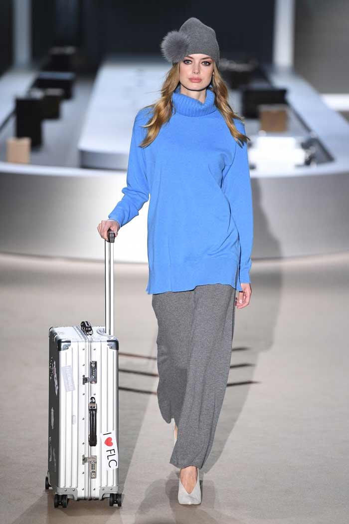 Модный свитер осени 2018-2019: на примере коллекции Falconeri фото показ