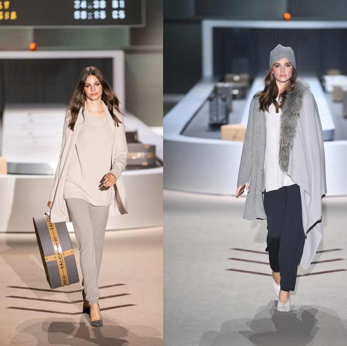 Модный свитер осени 2018-2019: на примере Falconeri