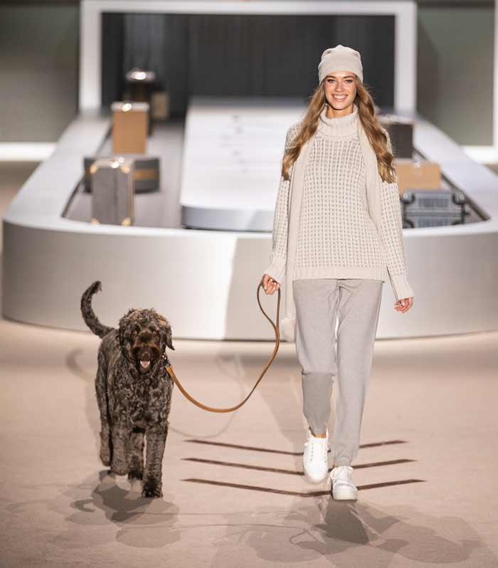 Модный свитер осени 2018-2019 коллекции Falconeri
