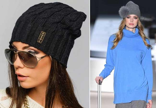 Модные шапки 2018-2019