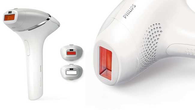 Фотоэпилятор Lumea от Philips для домашнего применения