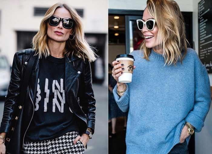 Скандинавский стиль - футболки и свитера