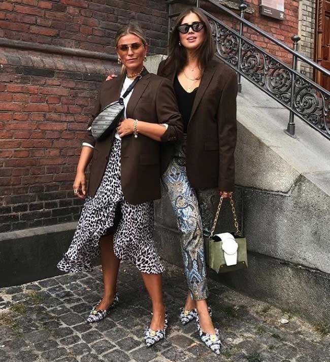 Как одеваются модные блогеры в Скандинавии