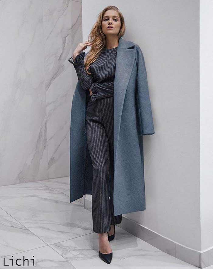 Идеальное пальто на осень