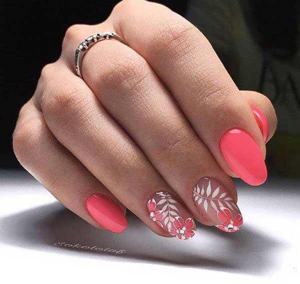 Выбор длины ногтей