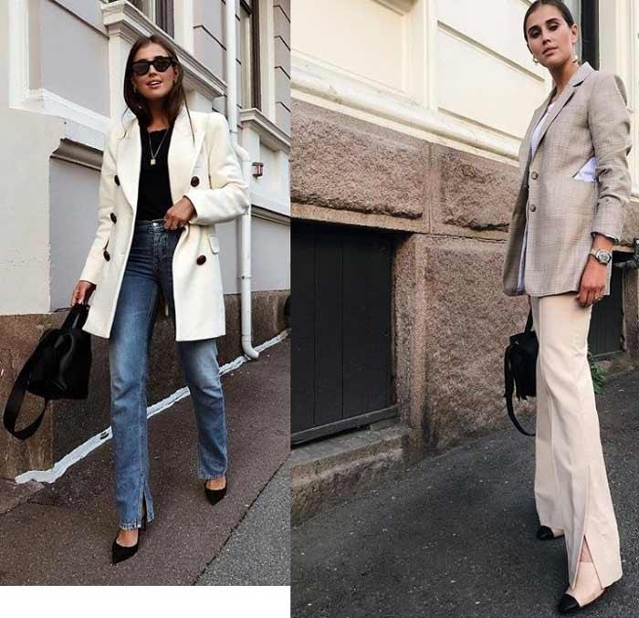 Модные брюки осени