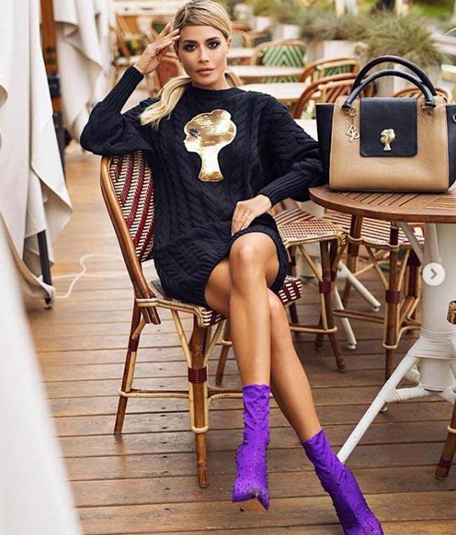 Белла Потемкина рассказала о модных платьях осени