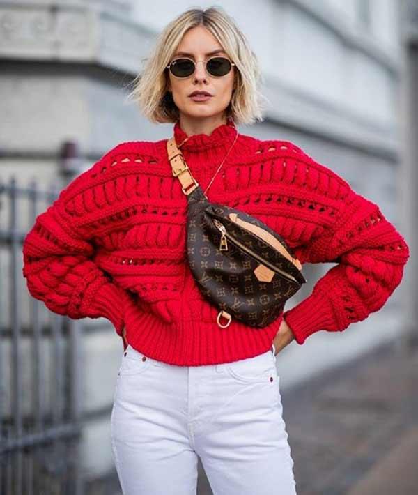 Модная цветовая палитра осень-зима 2019