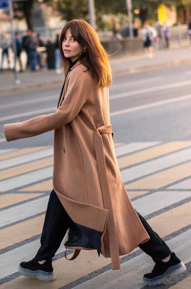 Базовое осеннее пальто - как выбрать