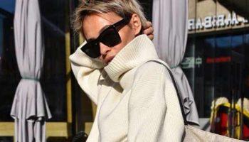 В ногу с модой: какой свитер носить этой зимой, фото