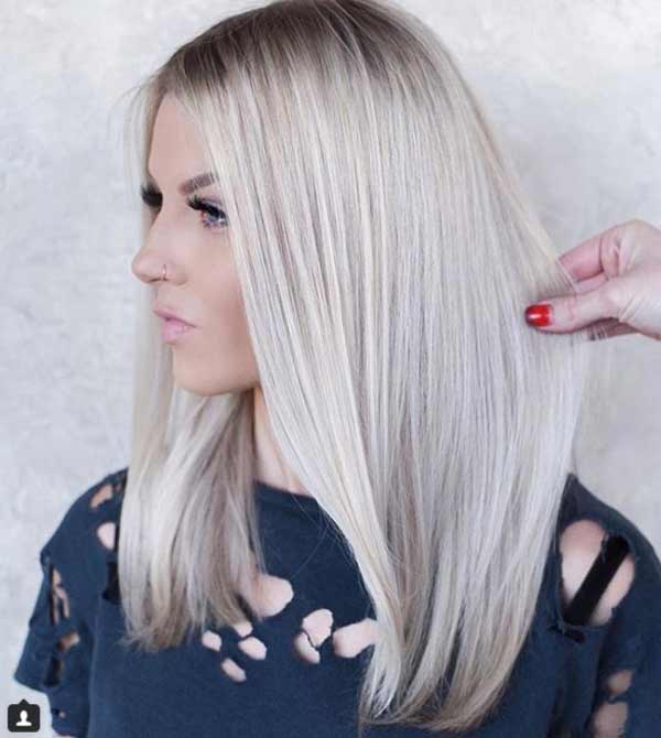 Цвет волос и тон кожи
