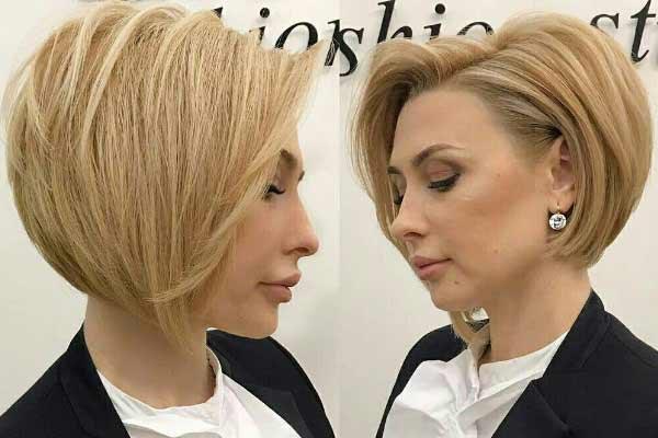 Какую модную стрижку выбрать для вытянутого лица: фото
