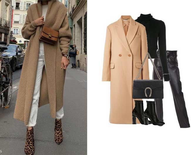 Разнообразие верхней одежды осень-зима 2019