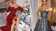 Топ-5 нарядов на Новый год: советы и образы от Беллы Потемкиной