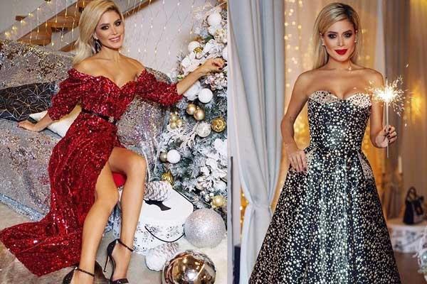 Что одеть для встречи Нового года